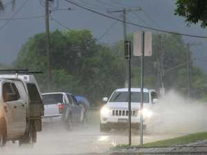 Good news on radar after hit and miss rain