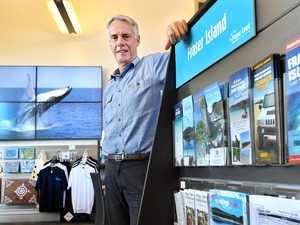 Fraser Coast tourism steady despite missing Gov't flights