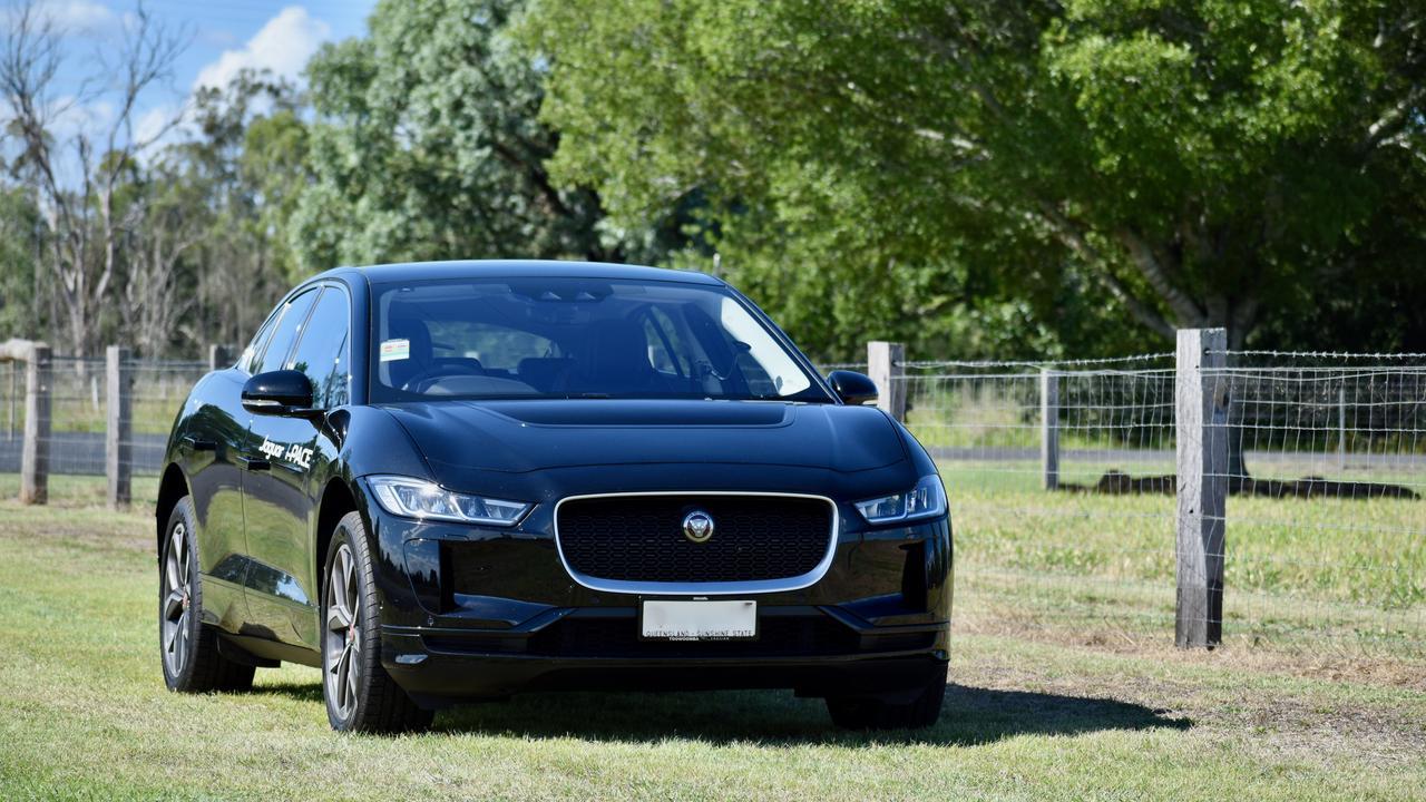 2020 Jaguar I-Pace. Photo: Hugh Suffell.