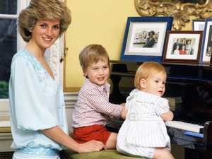 Heartbreaking message for Diana from Wills' kids