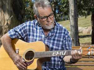 Music legend to take Ipswich stage in 'winding back' tour