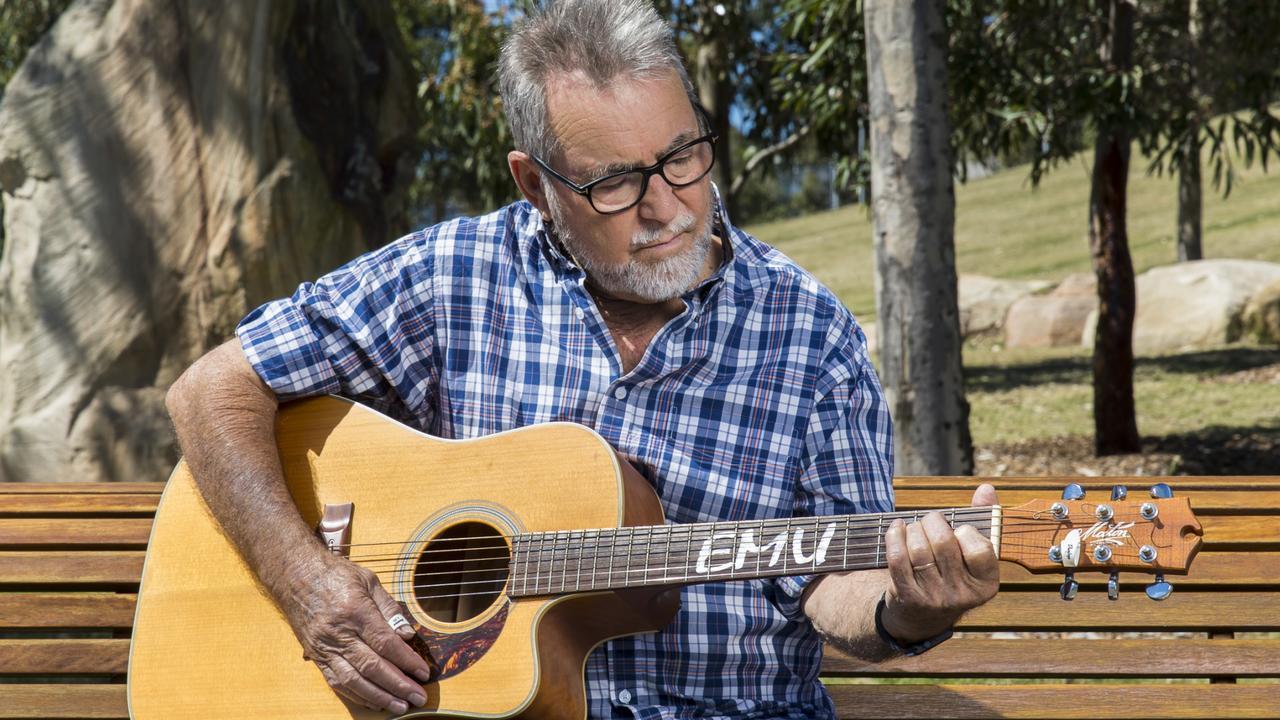 Australian country music star John Williamson.