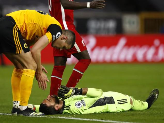 Rui Patricio was in real strike. Source: Getty Images