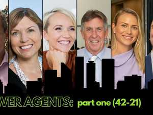 PART 1: Coast's most influential real estate agents ranked