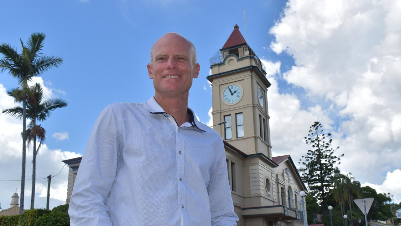 Gympie Mayor Glen Hartwig has supported a push for better mobile and radio coverage along Teewah Beach and towards Double Island Point.