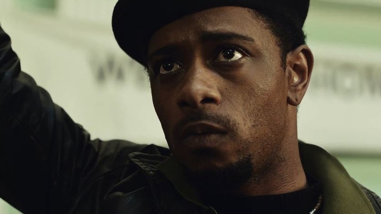 Lakeith Stanfield in Judas and the Black Messiah.