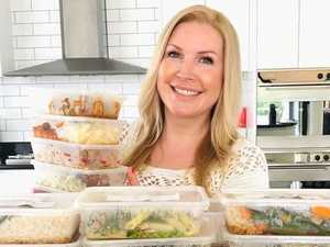 Mum makes 57 meals for just $135
