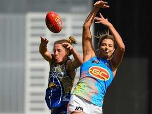 Stellar AFLW career for Sarina's own Lauren Bella