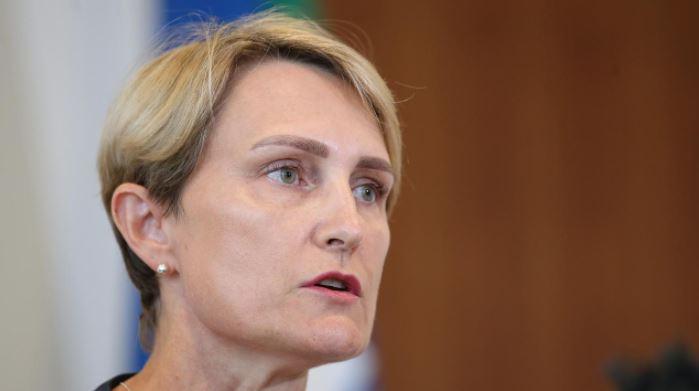 Queensland's deputy chief health officer Dr Sonya Bennett. Picture: Jono Searle