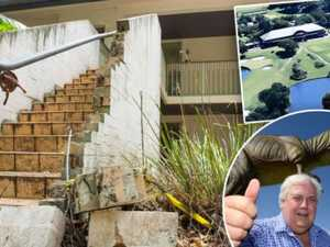 Clive Palmer vows $100m to rebuild Coolum resort