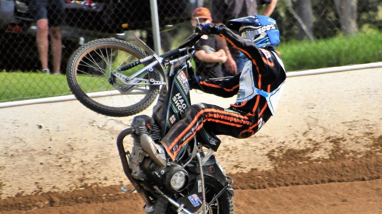 International rider Ryan Douglas will take part in the North Queensland Solo Masters at the Bowen Showgrounds on March 27. Photo: Colin Stratford