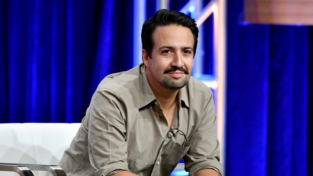 Lin-Manuel Miranda has also worked on films including Moana, Marry Poppins Returns and will compose the music for the upcoming The Little Mermaid live action film. (Photo by Amy Sussman/Getty Images)