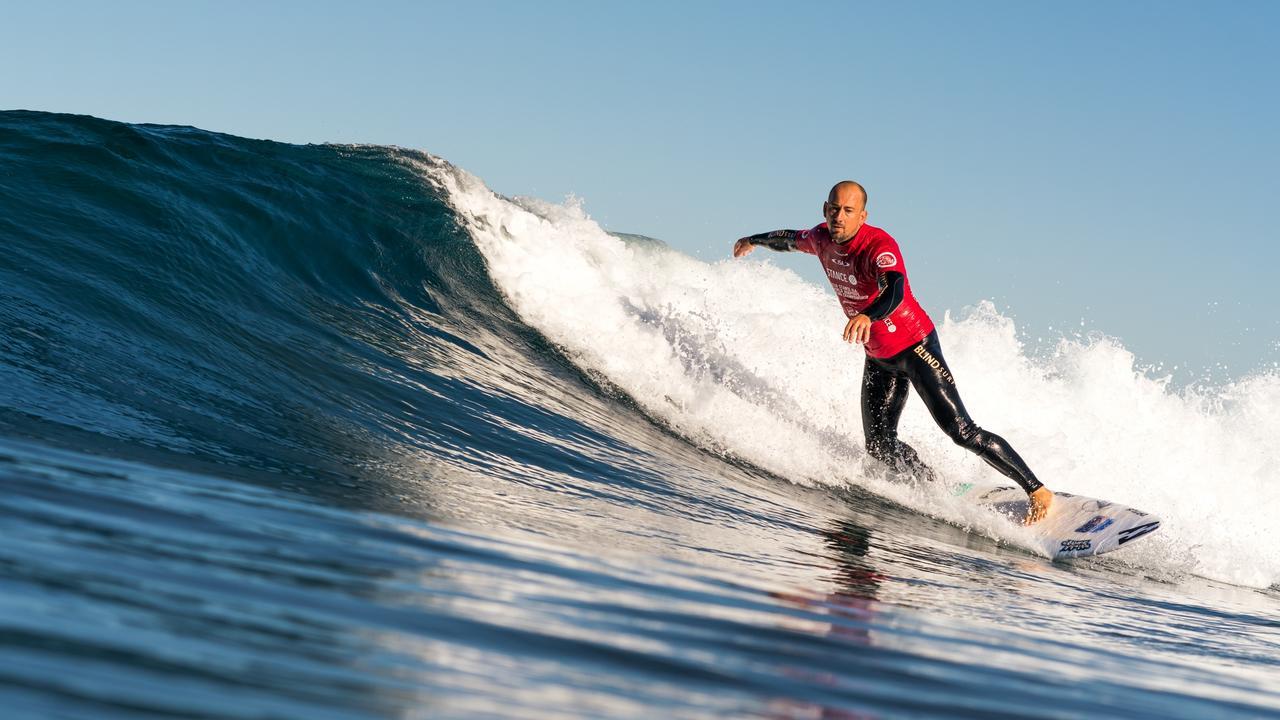 DISRUPTIVE & DEADLY: Three times world champion adaptive surfer Matt Formston said the tiny but deadly stingers Irukandjis are the prefect animal symbol for Surfing Australia's Team Australia. Photo: ISA
