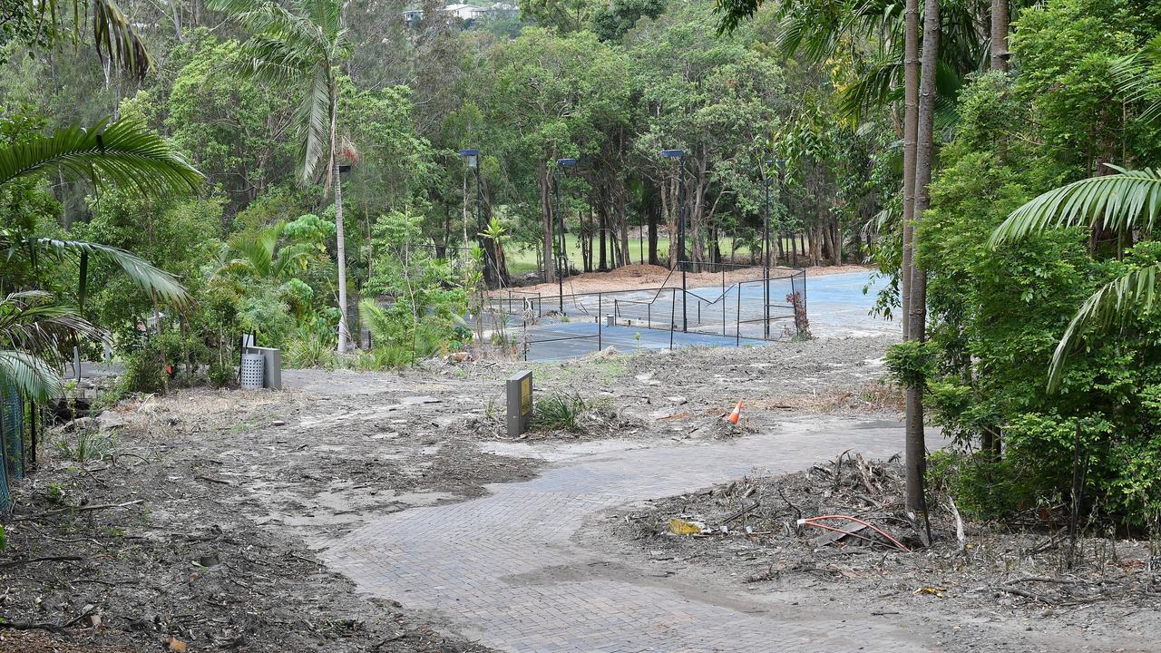 Villas at Clive Palmer Coolum Resort, November, 2020. Picture: Patrick Woods.