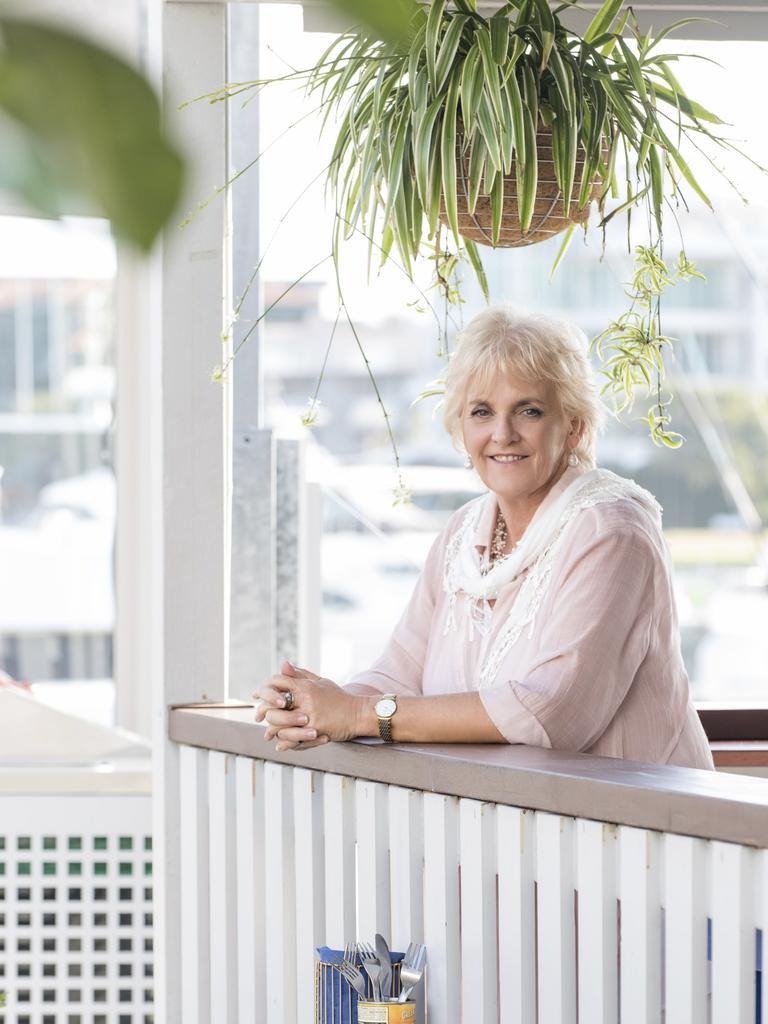 Sunshine Coast real estate agent Vicki Stewart.