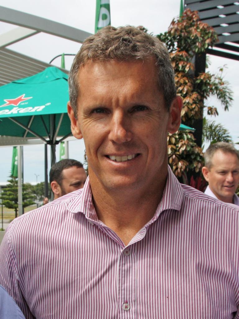 Nick Dowling of Colliers International Sunshine Coast.