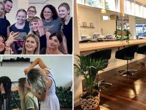 New beauty hub trains next crop of hairdressers