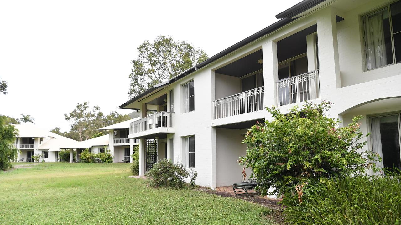 Villas at Clive Palmer Coolum Resort, November, 2020. Picture: Patrick Woods.