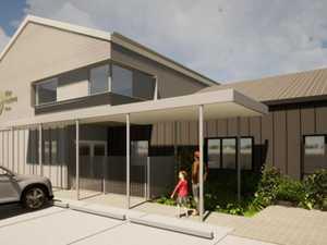 116-place child care centre proposed  near school