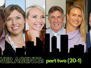 PART 2: Coast's most influential real estate agents ranked