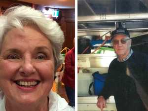 Tragic twist in search for missing campers