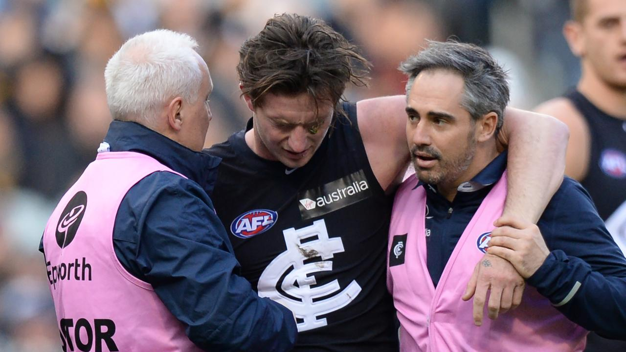 AFL 2021: AFL introduces medical substitute on eve of season
