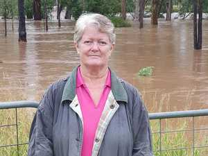 WATCH: Residents 'stranded' at mining claim amid major flood