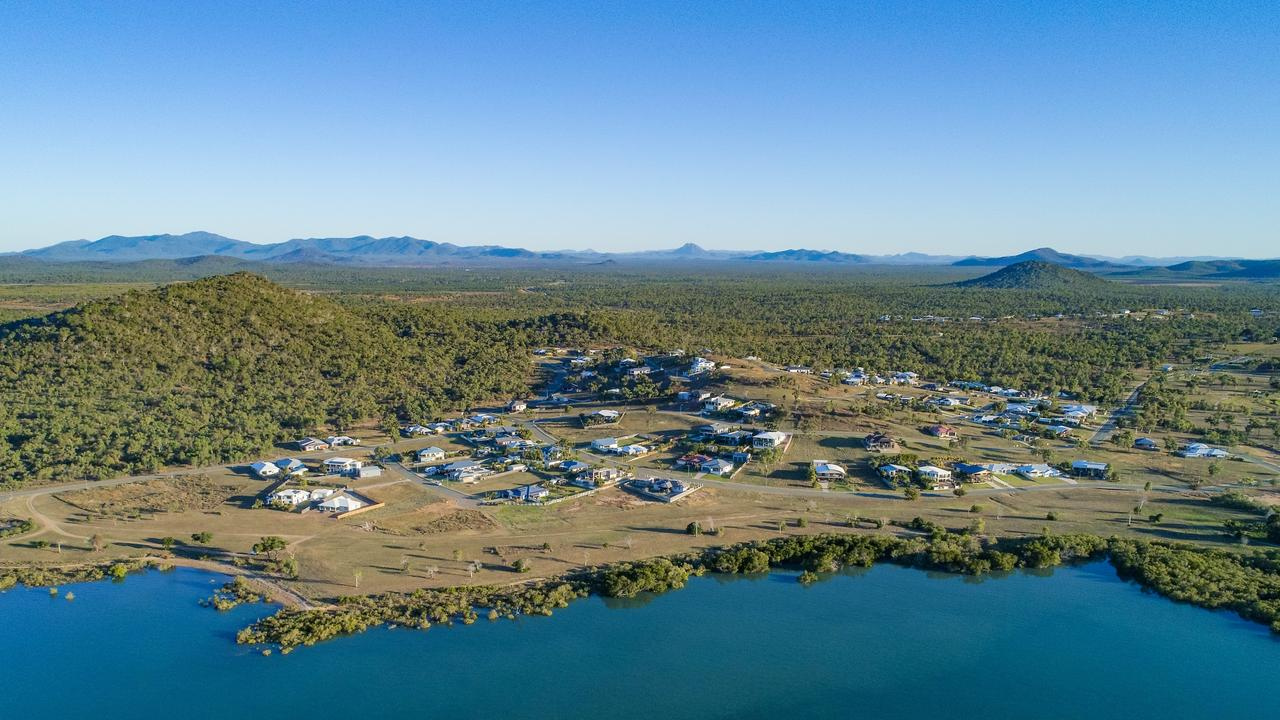 The Whitsunday Paradise estate is 10 minutes' drive from Bowen. Infrastructure costs for the project continue to be a sticking point. Picture: Supplied