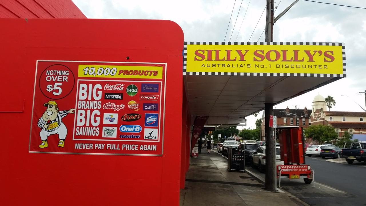 Silly Solly's first store on the Northern Rivers will open next week in Keen St, Lismore