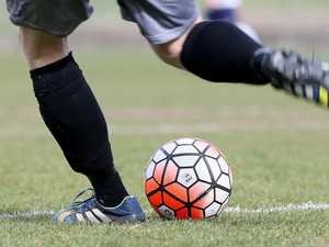 Intercity Cup football first for region