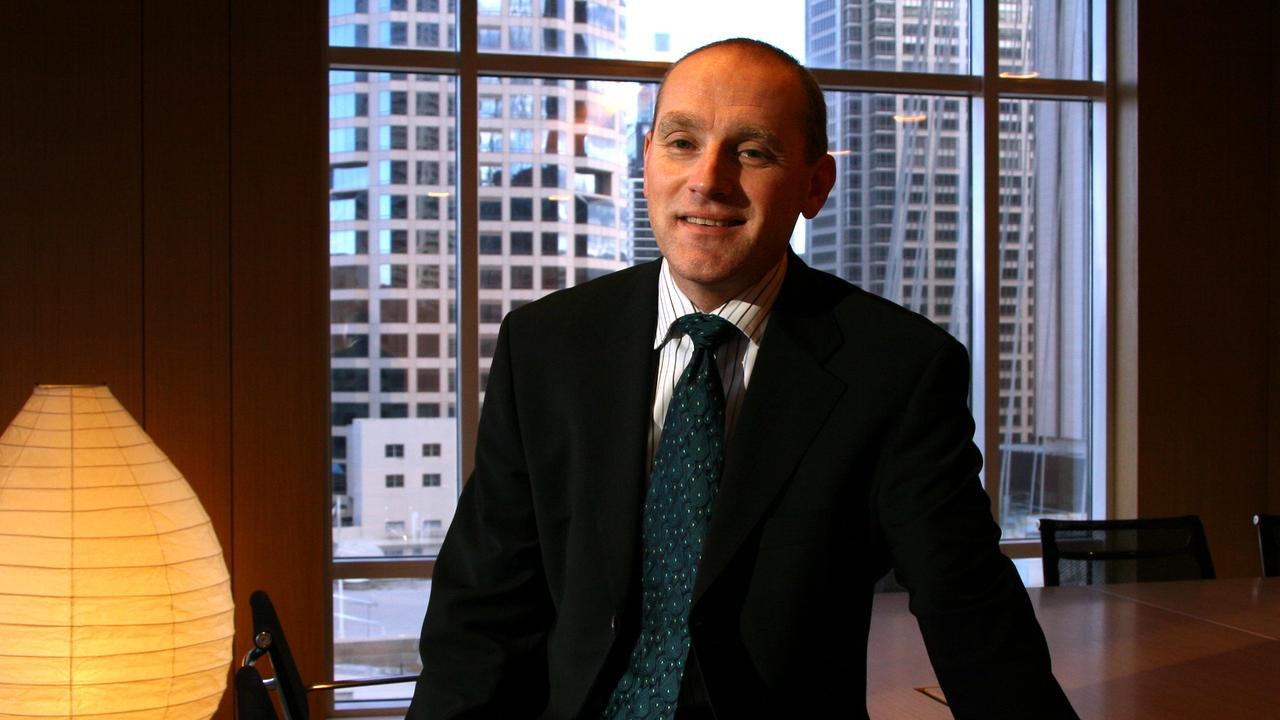 Lawyer Michael Bradley, managing partner of Gadens Lawyers at their offices in Sydney.