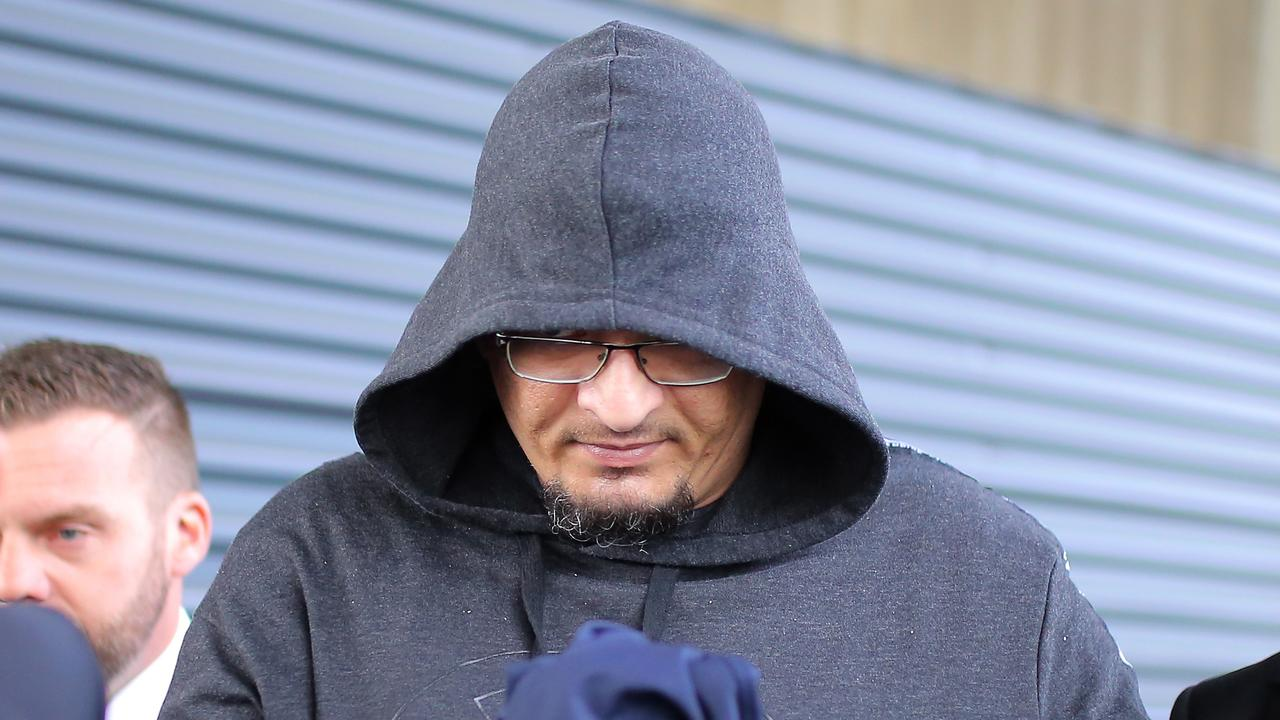 A verdict has been handed down in the trial of a man accused of murdering a man before dumping his plastic-wrapped body on a busy highway.