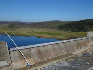 Sunwater: How spillway work has impacted risk of dam failure