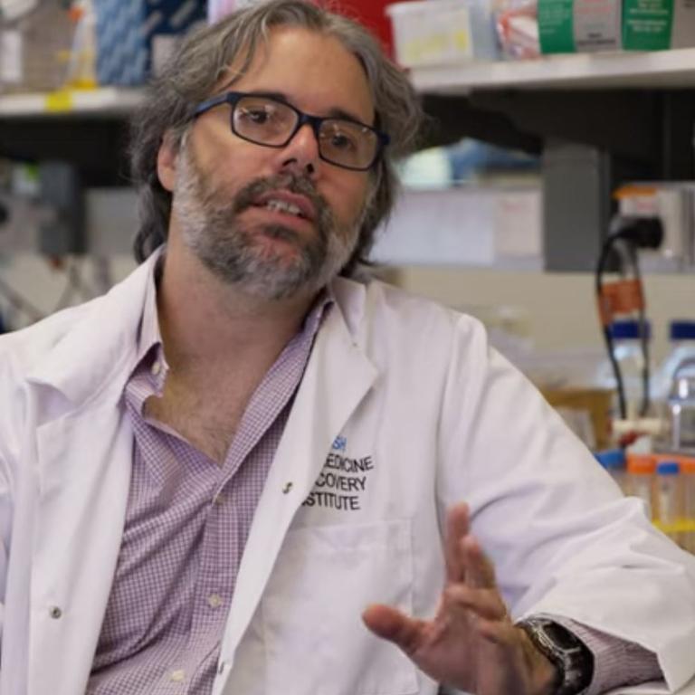 Professor Jose Polo from Monash University. Picture: Monash University