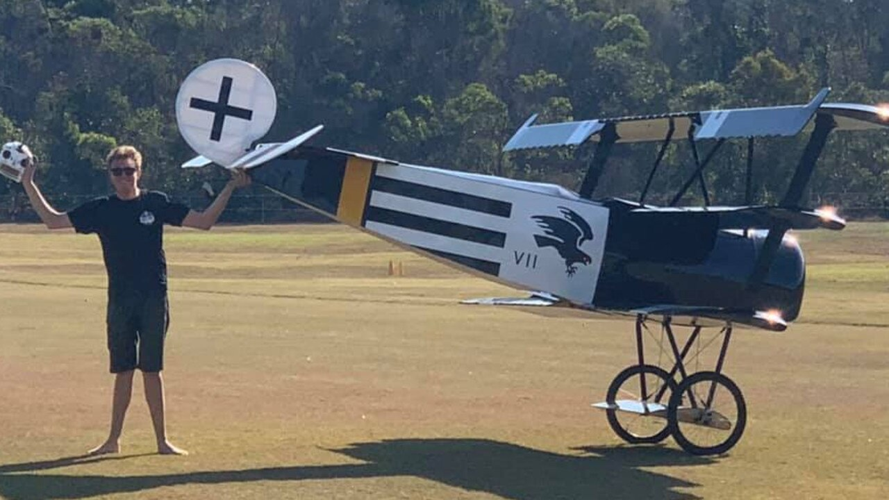 TOP GUNS: Over Easter 2021, Casino Airport will host the Model Aeronautical Association of Australia's first Scale Model Aircraft event to be held in Australia at a full-sized airport and will feature some fantastic examples of model flying machines..