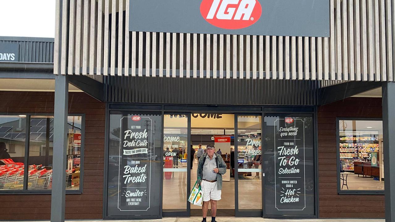 Cornetts IGA opening Wednesday, March 17.