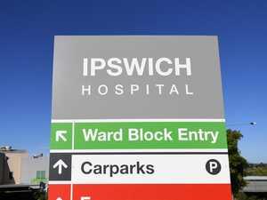 One hospitalised following Collingwood Park crash