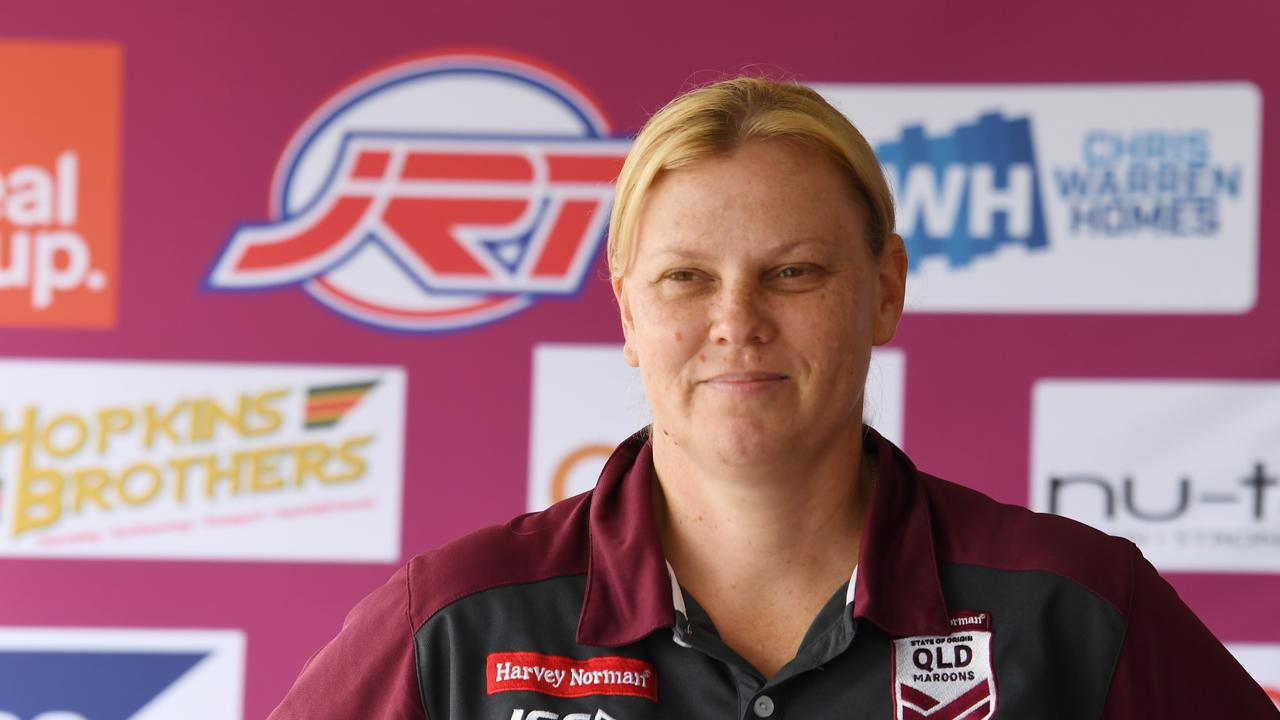 Coach Amanda Ohl said she didn't think twice when Annette Brander asked to join the CQ Capras women's team for the 2021 season.