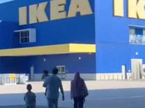 Brisbane boys' illegal Ikea sleepover ends in disaster