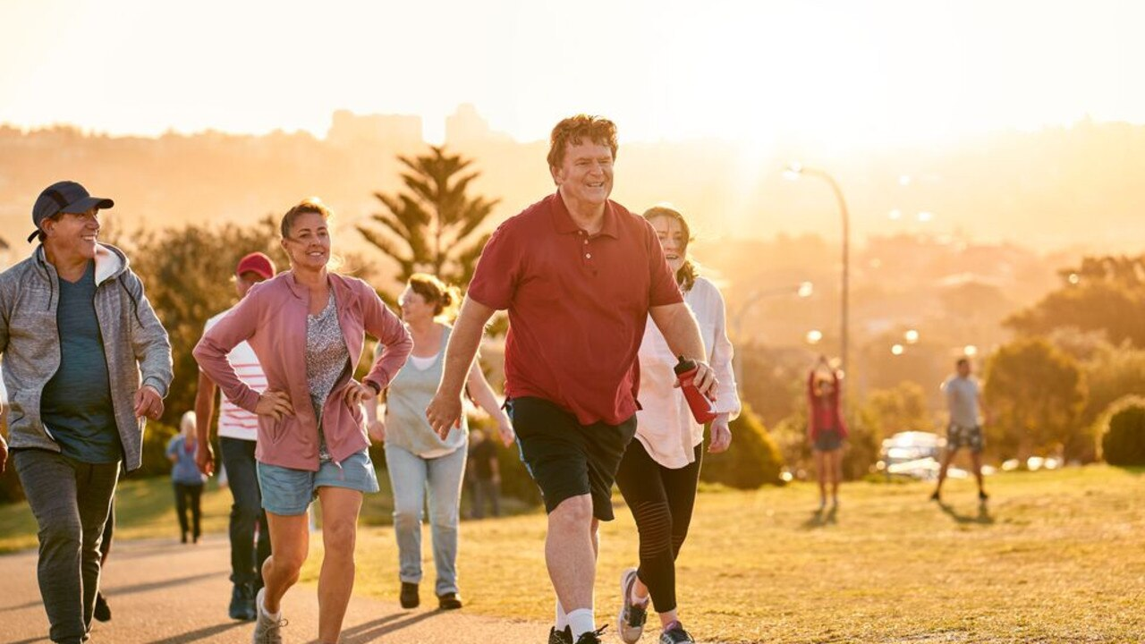 The Heart Foundation is calling for the upcoming State Budget to pump $40 million into the Queensland Walking Strategy, as statistics show about 75 per cent of Wide Bay adults are not physically active enough. Picture: Heart Foundation of Australia.