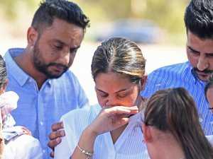 Murder victim's mum 'totally broken'