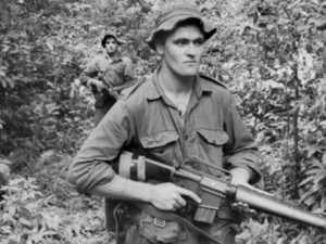 Mackay veteran hides truth of Vietnam for 40 years