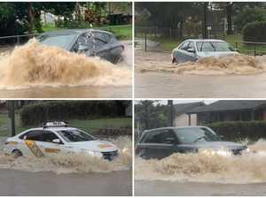 Bray Street flooding