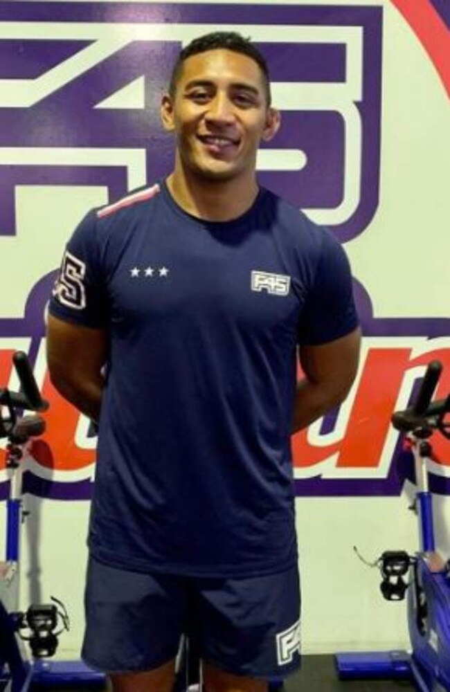Former F45 trainer Nick Kepu. Picture: Facebook