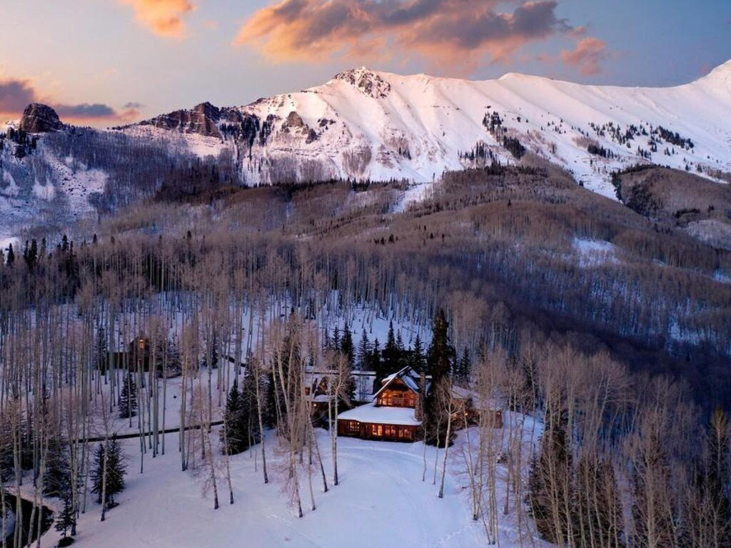 Tom Cruise is selling his secluded Colorado ranch. Picture: Realtor