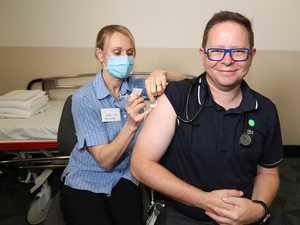 Expert backs AstraZeneca vaccine despite clot concerns