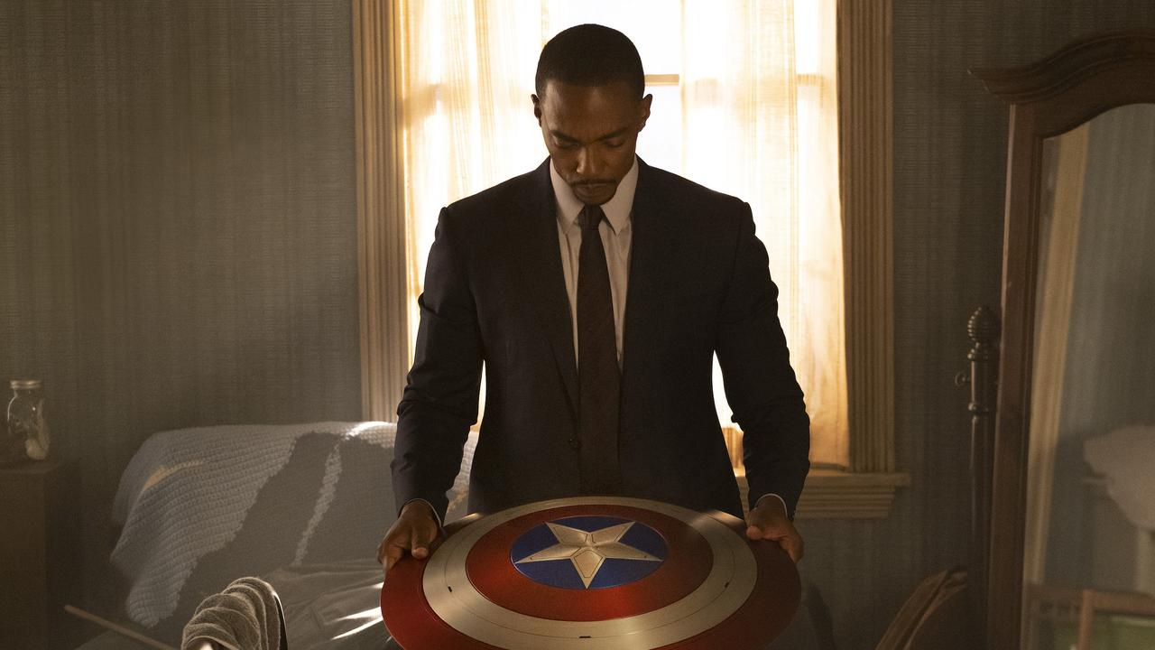 Anthony Mackie's character is given more backstory than we have previously seen.
