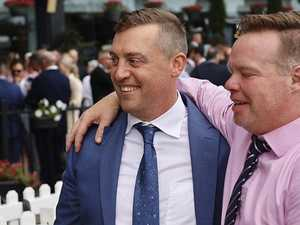 Fortunes rise: Trainer charging towards prizemoney milestone