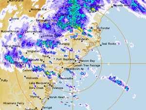 'Life-threatening': Deluge hammers coast