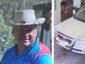 UPDATE: Police find missing man after car found at Kilkivan